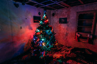 Christmas Tree in Abandoned Home Project 2019 - 4